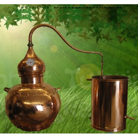 Copper  Alembic  - 30 L
