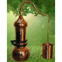 Column Alembic Copper 15 L