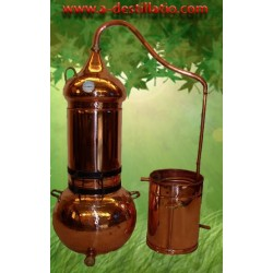 Column Alembic Copper 30 L