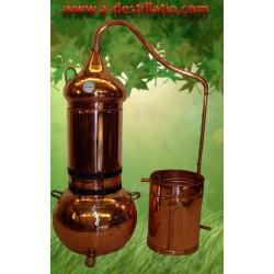 Column Alembic Copper 50 L