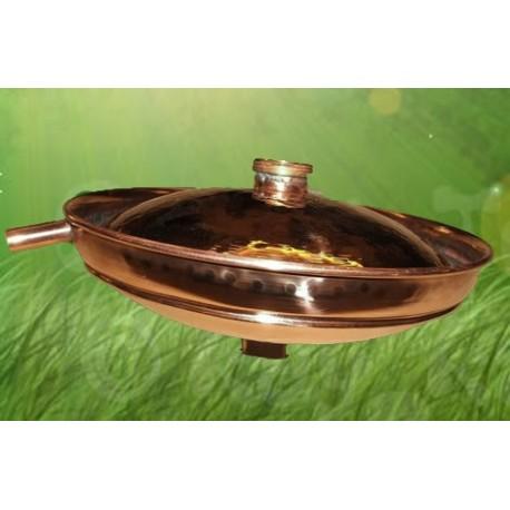Copper Refining Lentil 15 - 40 L