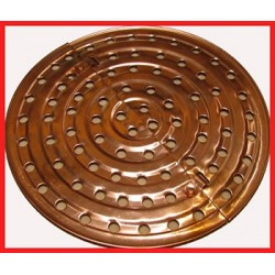 Copper Sieve Tray 5L