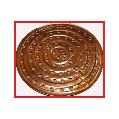 Copper Sieve Tray 10L